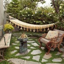 Фотография: Ландшафт в стиле Кантри, Классический, Современный – фото на InMyRoom.ru