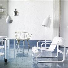 Фотография: Гостиная в стиле Скандинавский, Современный, Эклектика – фото на InMyRoom.ru