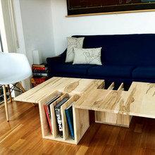 Фото из портфолио Журнальные и кофейные столики от креативного проектировщика архитектора Edwarda Williama Godwina – фотографии дизайна интерьеров на INMYROOM