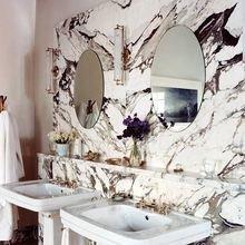 Фотография: Ванная в стиле Классический, Дом, Дома и квартиры – фото на InMyRoom.ru