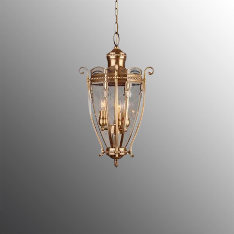 Купить со скидкой Уличный подвесной светильник  Chiaro мидос