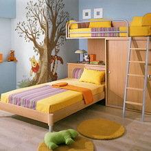 Фото из портфолио Детская – фотографии дизайна интерьеров на InMyRoom.ru