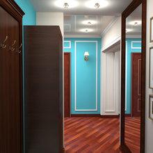 Фото из портфолио 3-х комнатная квартира на ул. Аминева  – фотографии дизайна интерьеров на InMyRoom.ru