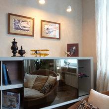 Фото из портфолио Студия на Фрунзенской – фотографии дизайна интерьеров на INMYROOM