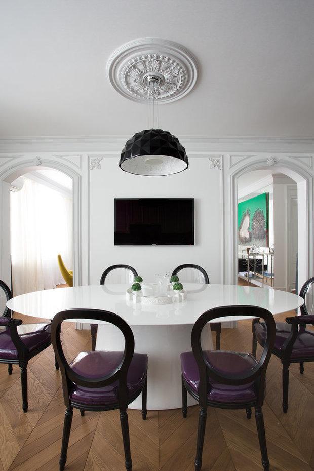 Фотография: Кухня и столовая в стиле Классический, Современный, Эклектика, Советы – фото на INMYROOM