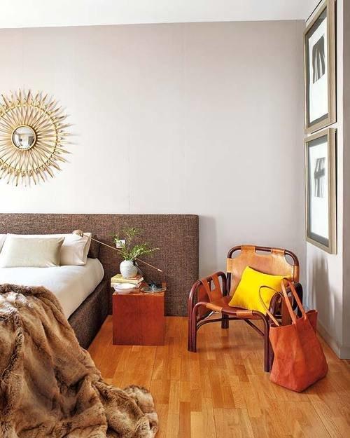Фотография: Спальня в стиле Скандинавский, Эклектика, Декор интерьера, Квартира, Дома и квартиры, Майорка – фото на InMyRoom.ru