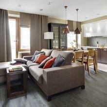 Фотография: Гостиная в стиле Современный, Декор интерьера, Малогабаритная квартира, Квартира, Студия – фото на InMyRoom.ru