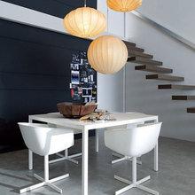 Фотография: Кухня и столовая в стиле Лофт, DIY, Интерьер комнат, Обеденная зона – фото на InMyRoom.ru