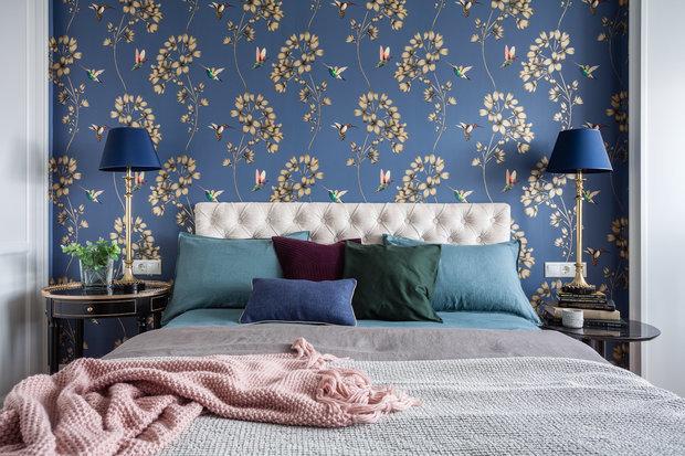 Фотография: Спальня в стиле Классический, Декор интерьера, Приемы декораторов, тренды 2020 – фото на INMYROOM