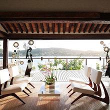 Фотография: Терраса в стиле Восточный, Минимализм, Дома и квартиры, Городские места, Отель, Бразилия – фото на InMyRoom.ru
