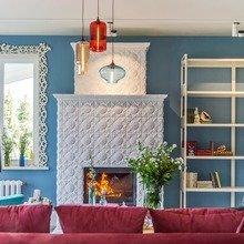 Фото из портфолио Изразцовые камины – фотографии дизайна интерьеров на INMYROOM