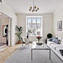 Фото из портфолио  Fleminggatan 21, Stockholm – фотографии дизайна интерьеров на InMyRoom.ru