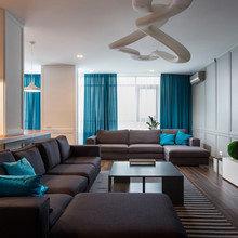 Фото из портфолио Интерьер квартиры в Харькове от дизайнеров SVOYA studio – фотографии дизайна интерьеров на INMYROOM