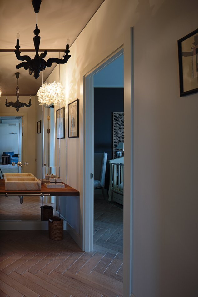 Фотография: Ванная в стиле Современный, Эклектика, Декор интерьера, Квартира, Дома и квартиры – фото на InMyRoom.ru