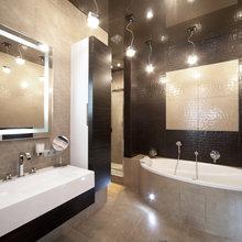 """Фото из портфолио Дизайн квартиры """"Современная классика""""  – фотографии дизайна интерьеров на INMYROOM"""