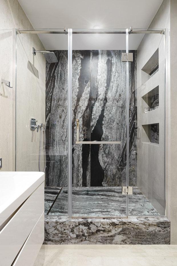 Фотография: Ванная в стиле Современный, Классический, Квартира, Проект недели, Новосибирск, 4 и больше, 60-90 метров, Art Twins Design, Тая Акулова, Глеб Скотников – фото на INMYROOM