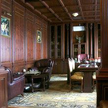 Фото из портфолио Потолочные балки и кессонные потолоки – фотографии дизайна интерьеров на INMYROOM
