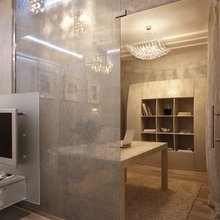 Фотография: Мебель и свет в стиле , Квартира, Дома и квартиры – фото на InMyRoom.ru