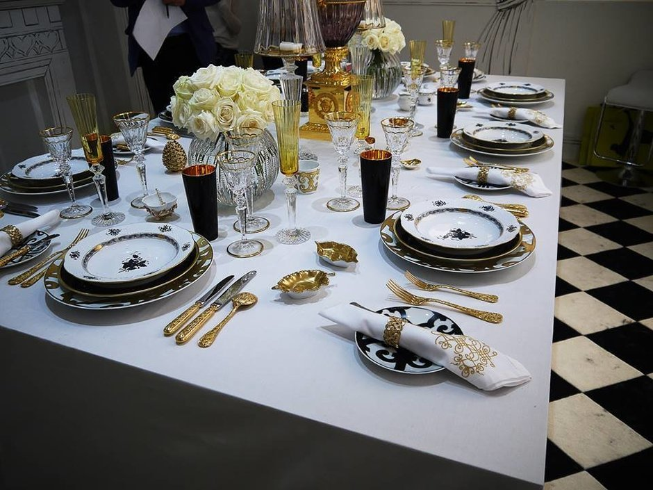 Фотография: Кухня и столовая в стиле Современный, Индустрия, События, Лондон, B&B Italia – фото на InMyRoom.ru
