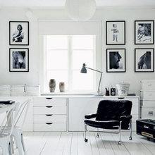 Фото из портфолио  Контраст противостояния светлого и тёмного в интерьере – фотографии дизайна интерьеров на INMYROOM