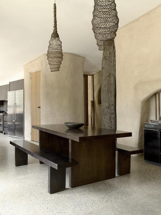 Фотография: Кухня и столовая в стиле Эко, Умный дом, Гид, Roca, Safe Touch, термо-смесители, автономный дом, эко-дом – фото на INMYROOM