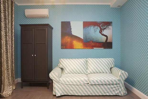 Фотография: Гостиная в стиле , Эклектика, Дом, Дома и квартиры, Проект недели – фото на InMyRoom.ru