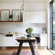 Фотография: Кухня и столовая в стиле Скандинавский – фото на InMyRoom.ru