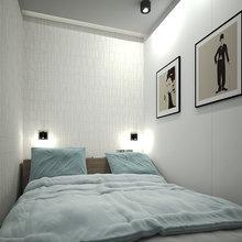 Фото из портфолио Квартира-студия для молодой пары – фотографии дизайна интерьеров на INMYROOM