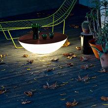 Фотография: Балкон, Терраса в стиле Кантри, Современный, Декор интерьера, Мебель и свет, Светильники – фото на InMyRoom.ru