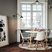 Фото из портфолио Рождественская серия интерьеров для Canforama – фотографии дизайна интерьеров на INMYROOM