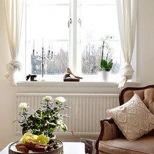 Фотография: Гостиная в стиле Классический, Скандинавский, Современный, Декор интерьера, Квартира, Дома и квартиры, Прованс, Шебби-шик – фото на InMyRoom.ru