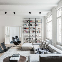 Фото из портфолио  ЛОФТ в Берлине с оригинальными деталями – фотографии дизайна интерьеров на InMyRoom.ru