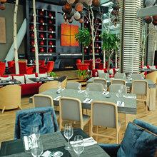 Фото из портфолио Ресторан  «Sixty» , башня Федерация, Москва – фотографии дизайна интерьеров на INMYROOM