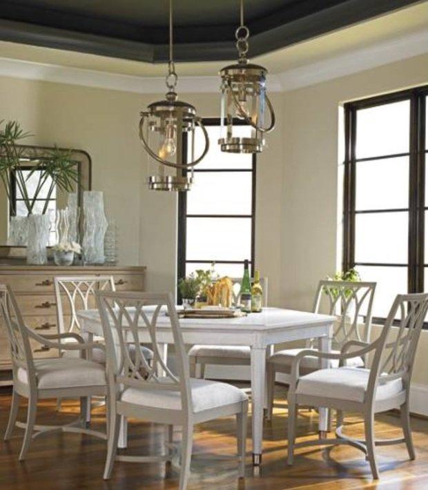 Фотография: Кухня и столовая в стиле Прованс и Кантри, Восточный, Дизайн интерьера, Морской – фото на InMyRoom.ru