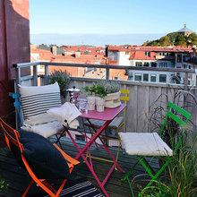 Фотография: Балкон в стиле Скандинавский, Современный, Гид – фото на InMyRoom.ru