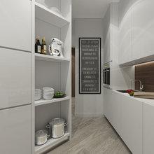 Фото из портфолио Апартаменты Академия Люкс  – фотографии дизайна интерьеров на INMYROOM
