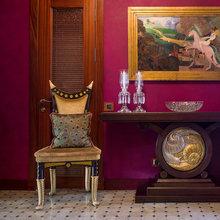 Фотография: Мебель и свет в стиле Классический, Современный, Декор интерьера, Дизайн интерьера, Марат Ка, Декоративная штукатурка, Альтокка – фото на InMyRoom.ru