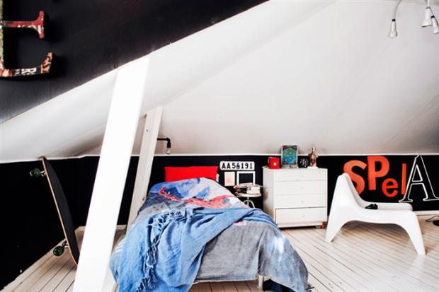 Фотография: Детская в стиле Современный, Дом, Швеция, Дома и квартиры – фото на InMyRoom.ru