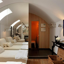 Фотография: Спальня в стиле Современный, Дома и квартиры, Городские места, Отель, Проект недели, Замок – фото на InMyRoom.ru