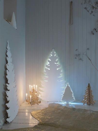 Фотография: Декор в стиле Скандинавский, Декор интерьера, Праздник, Новый Год – фото на InMyRoom.ru