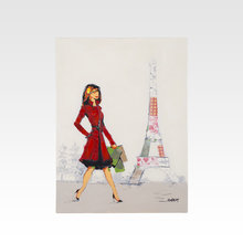 Картина Paris story