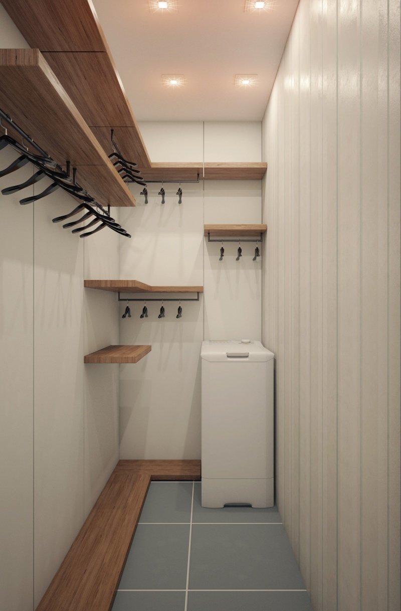 Фотография:  в стиле , Малогабаритная квартира, Квартира, Дома и квартиры – фото на InMyRoom.ru
