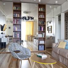 Фото из портфолио Квартира в Куркино – фотографии дизайна интерьеров на INMYROOM