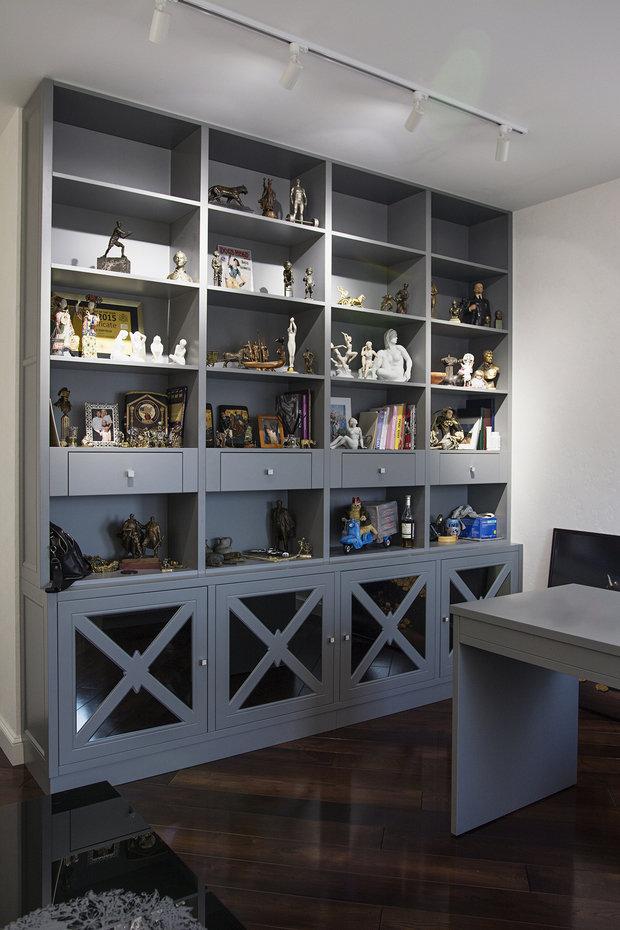 Фото из портфолио Cozy Home – фотографии дизайна интерьеров на INMYROOM