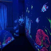 Фотография: Декор в стиле Современный, Детская, Интерьер комнат, Роспись – фото на InMyRoom.ru
