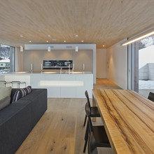 Фото из портфолио Энергоэффективный дом в Швейцарии – фотографии дизайна интерьеров на INMYROOM