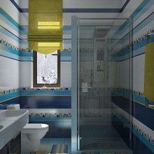 Фото из портфолио Ванна и её окрестности – фотографии дизайна интерьеров на InMyRoom.ru