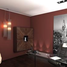Фото из портфолио Дизайн проект квартиры 120кв.м.  – фотографии дизайна интерьеров на INMYROOM