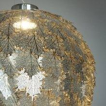 Подвесной светильник Mapleиз из кленовых листьев с нержавеющей стали