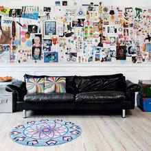 Фото из портфолио Взрыв цвета  в интерьере : жизнерадостно, динамично, позитивно!!! – фотографии дизайна интерьеров на INMYROOM